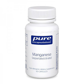 Manganese (aspartate/citrate)