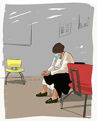 salle d'attente