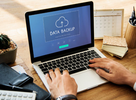 Importance of Data Back-up and Disaster Recovery Plans