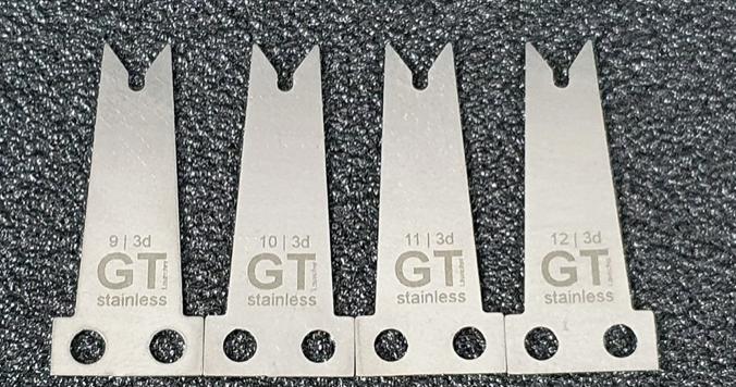 GT Launcher Auflagenblech