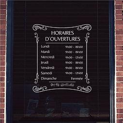 stickers-horaires-boutique-personnalises