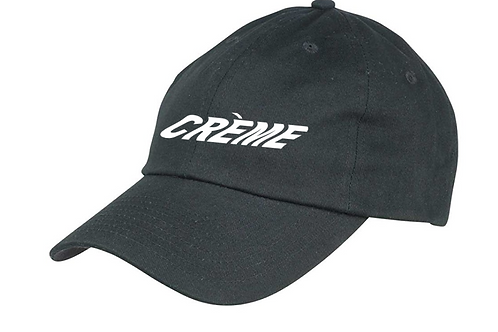 WAVY CAP / BLACK