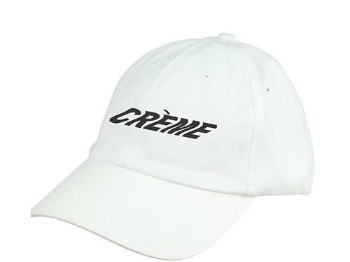 WAVY CAP / WHITE