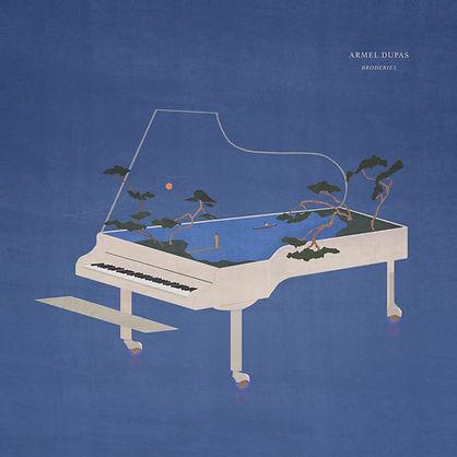 Armel Dupas - Broderies - cover by Jon Koko.jpg