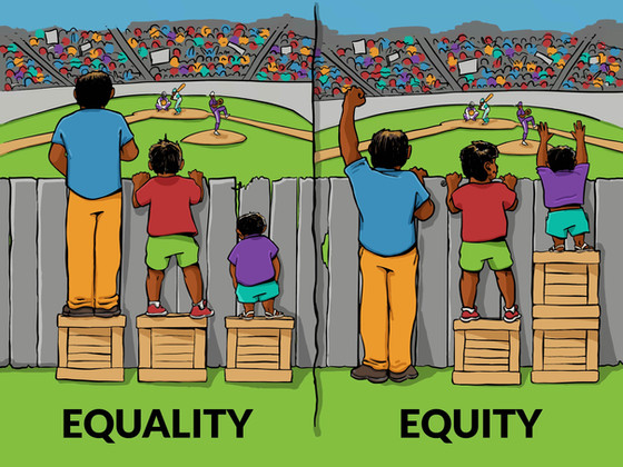 Equity in Education for District 279