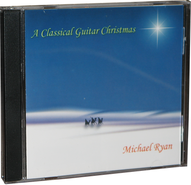 Michael Ryan A Classical Christmas Guitar Album
