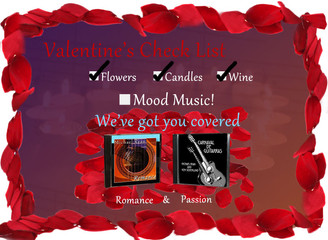 Fill Your Valentine's Day & Night with Romance & Passion!