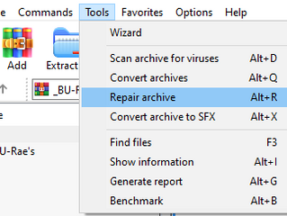 Corrupt header is found in RAR file: Here's how to fix it