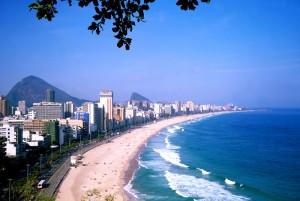 Feel the Rhythms of Rio on November 23, 2013