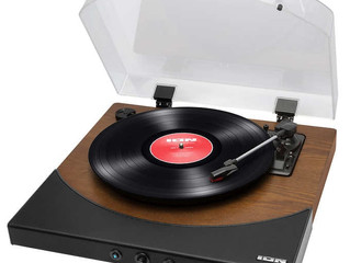 Ion Premier Wireless Turntable with Bluetooth