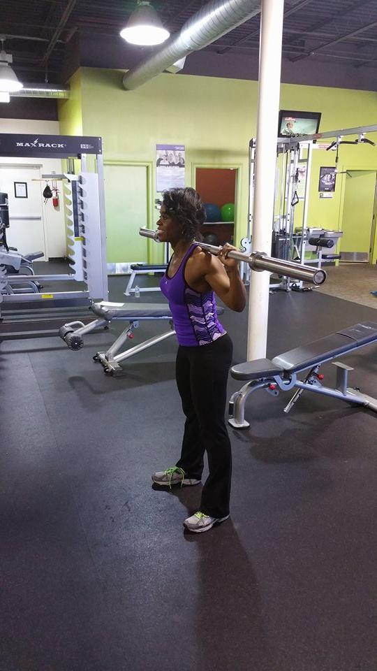 Squat: Lower Body