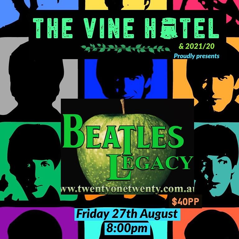 Beatles Legacy Musical Extravaganza