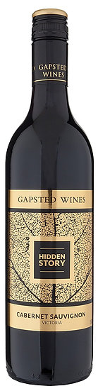 Gapsted Hidden Story Cabernet Sauvignon (King Valley) 2018