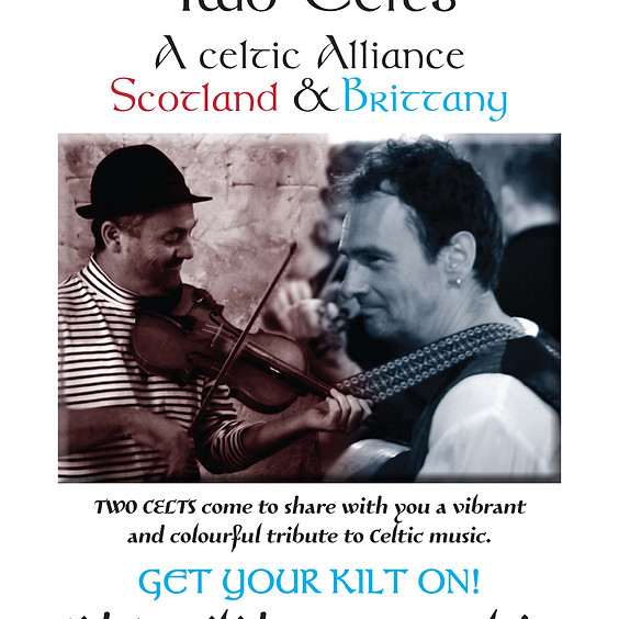 Two Celts live at The Vine