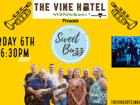 Sweet Buzz Live @ The Vine 6/02