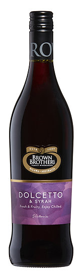 Brown Brothers Dolcetto & Syrah (King Valley) 2019