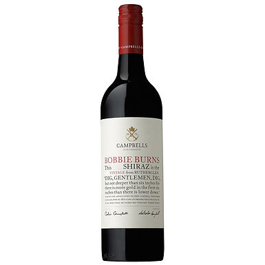 Campbells Bobby Burns Shiraz (Rutherglen) 2017