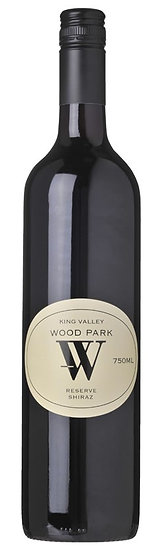 Woodpark Reserve Shiraz (King Valley) 2014
