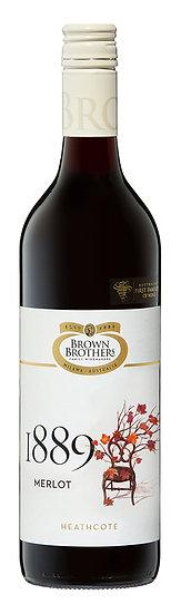 Brown Brothers Merlot (King Valley) 2015