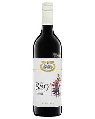 Brown Brothers Shiraz 1889 (King Valley) 2017