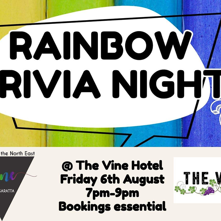 Rainbow Trivia Night