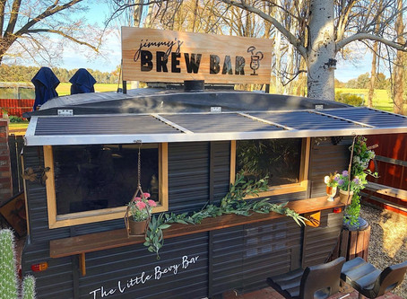 🍹🍻Introducing Jimmy's Brew Bar!
