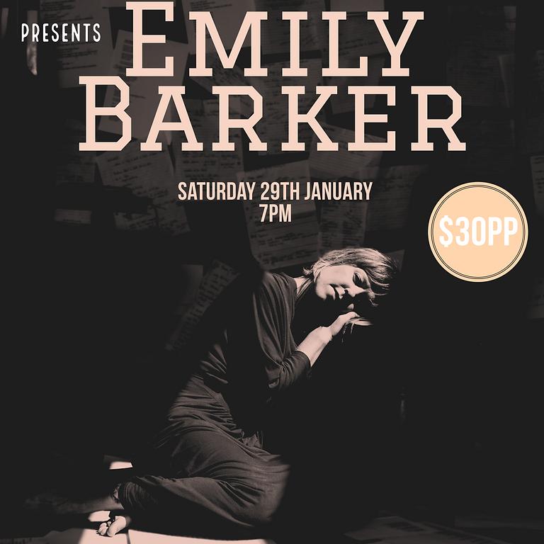 Emily Barker Live @ The Vine