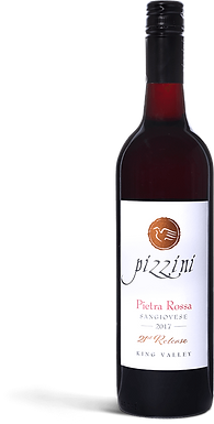Pizzini Pietra Rossa Sangiovese (King Valley) 2017