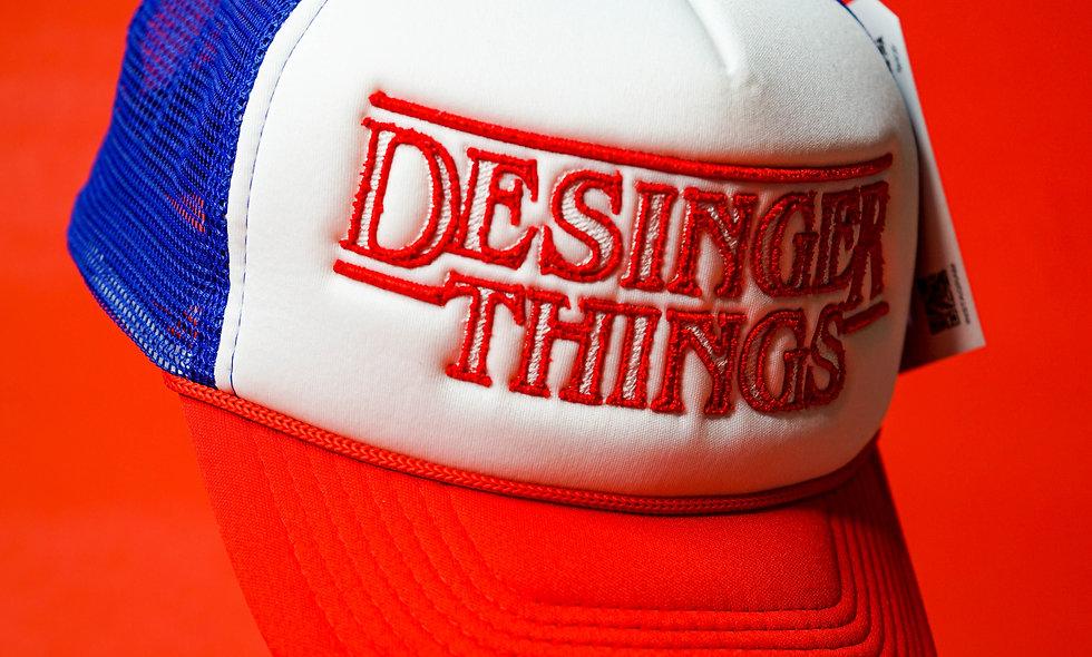 """""""Designer Things"""" Trucker hat"""
