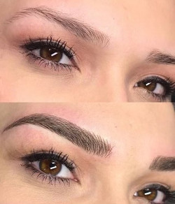 Microshading Before And After