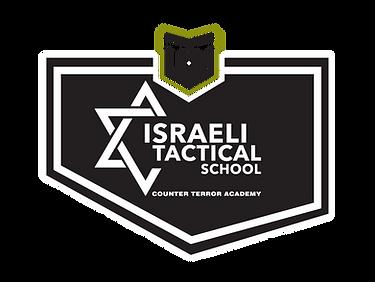 Tactical Training-nowy logotyp Israeli T