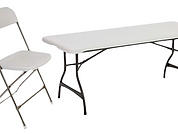 Tables, chairs, event rental, chair rental, table rental, party rental