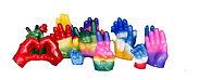 WAX HANDS, CREATIVE, SCHOOL