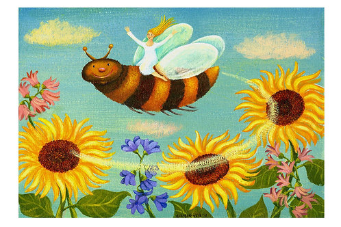 Beee Happy