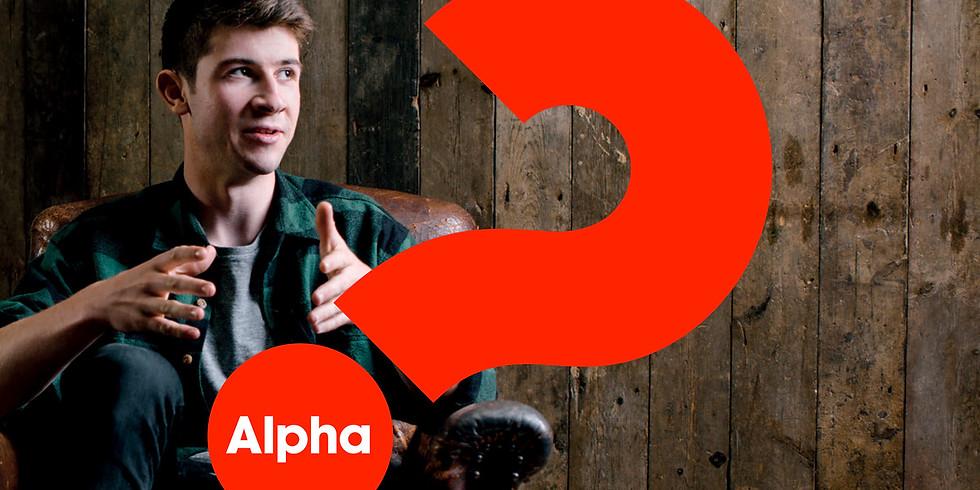 Alpha Online!