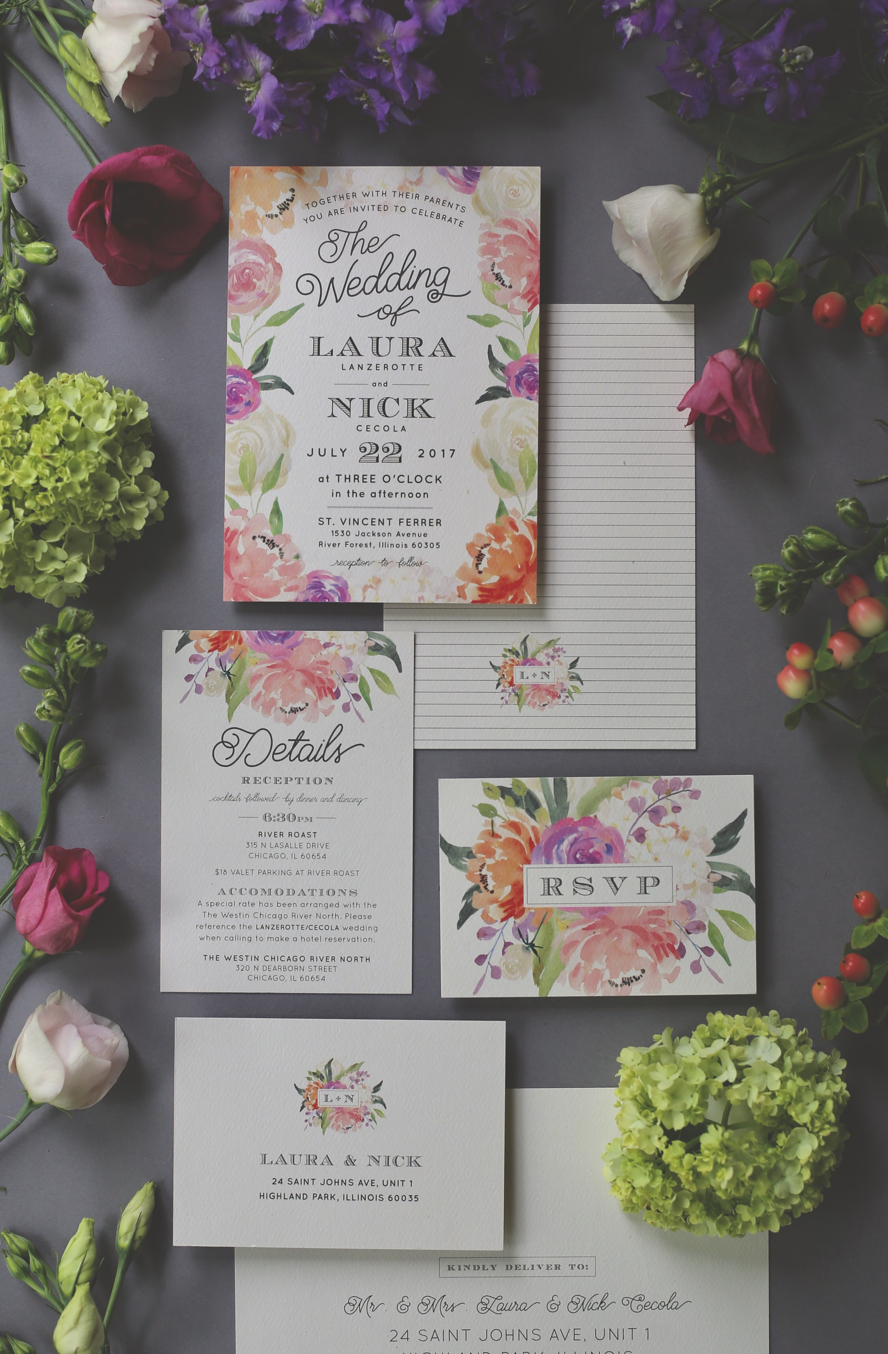 Botanical Garden Invite