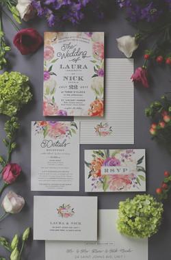 Botanical Garden Invite