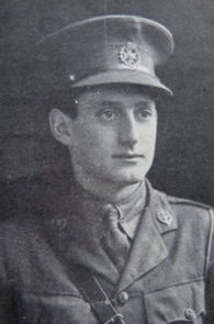 Second Lieutenant Arthur Thompson