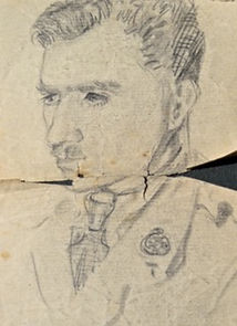 Edward Glanville Smith – a sketch from January 1916