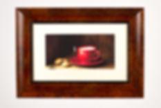 чашка кофе картина