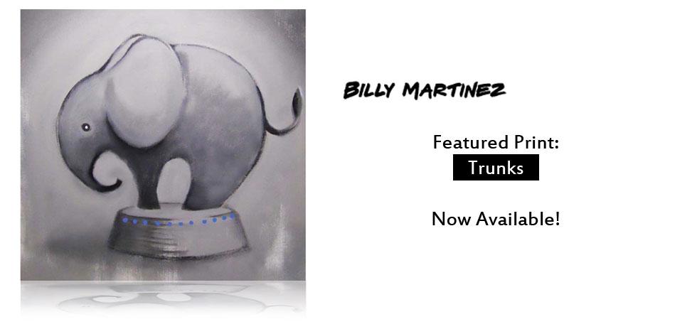 Trunks Print