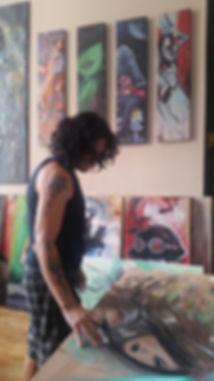 Billy Martinez Artist