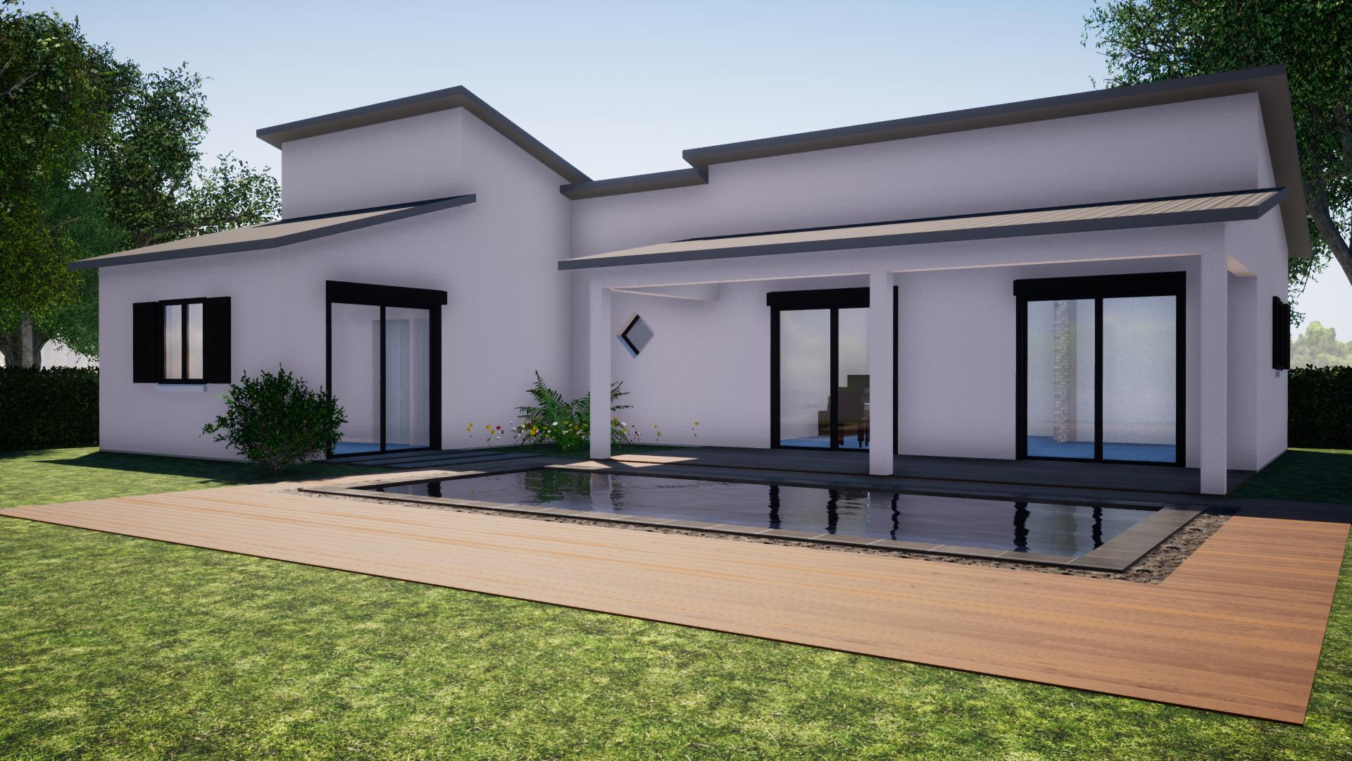 Villa Samba Master Concept