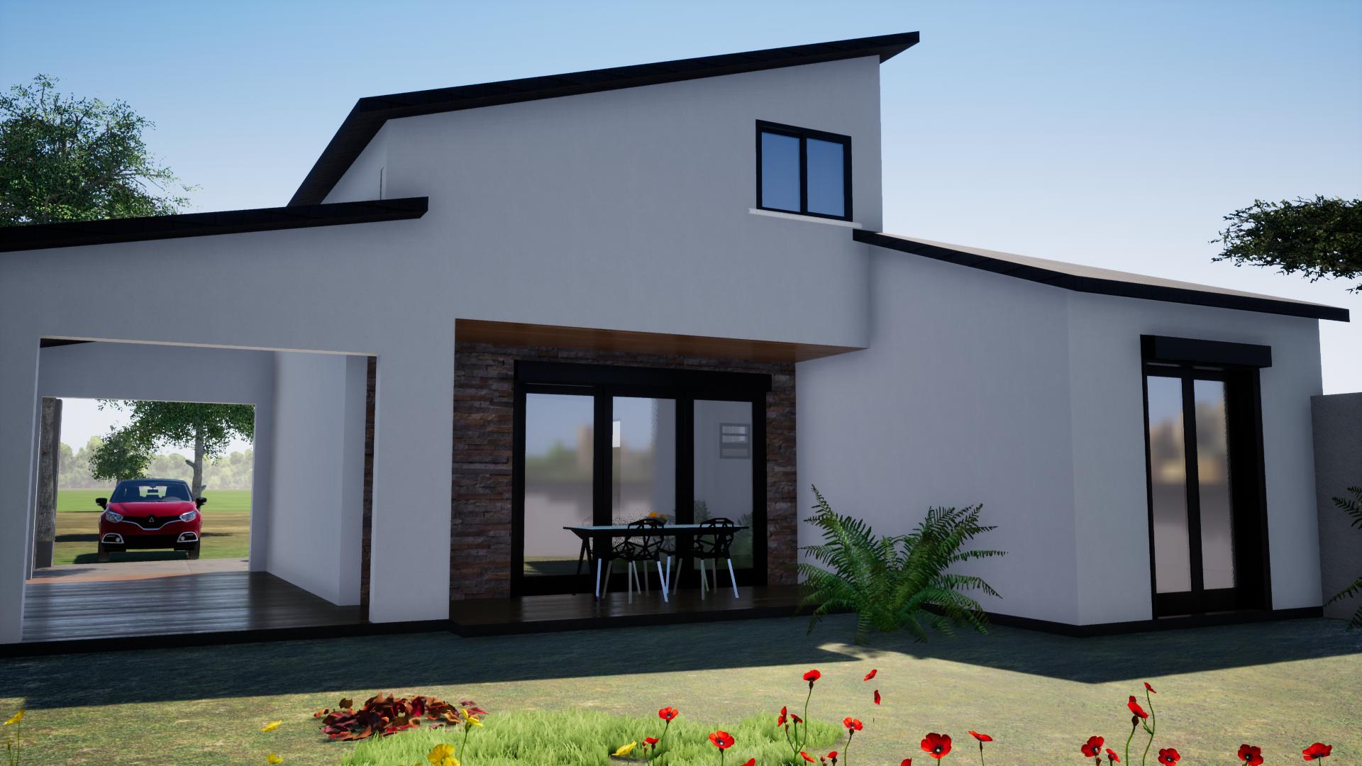 Villa construite par Master Concept