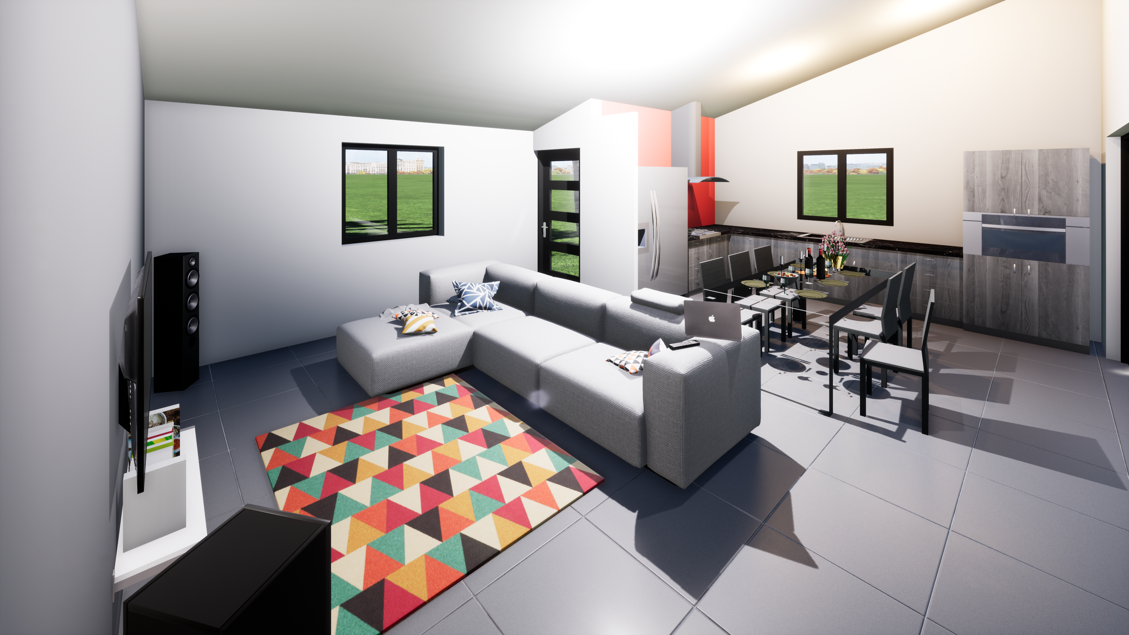 Master Concept Villa Samba