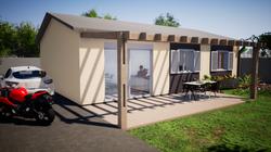 Villa simple La Réunion