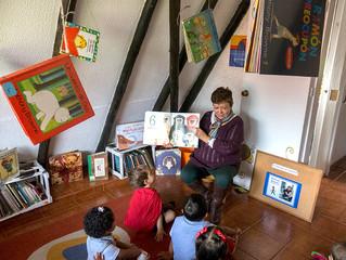 Blog - Literatura infantil entre dos mundos