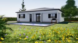 Villa en 3D par Master Concept