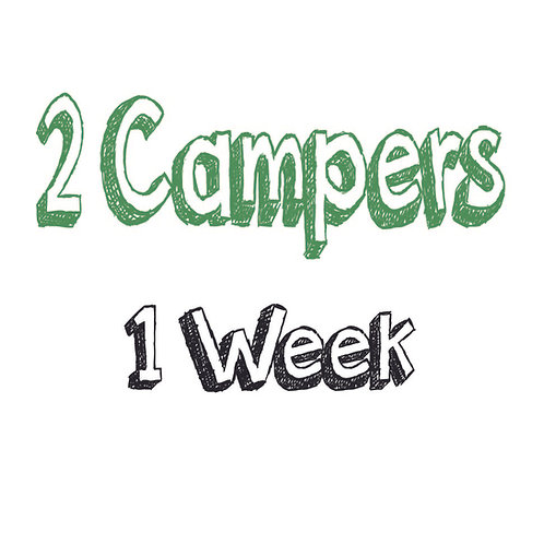 Register 2 Campers (1 WEEK)