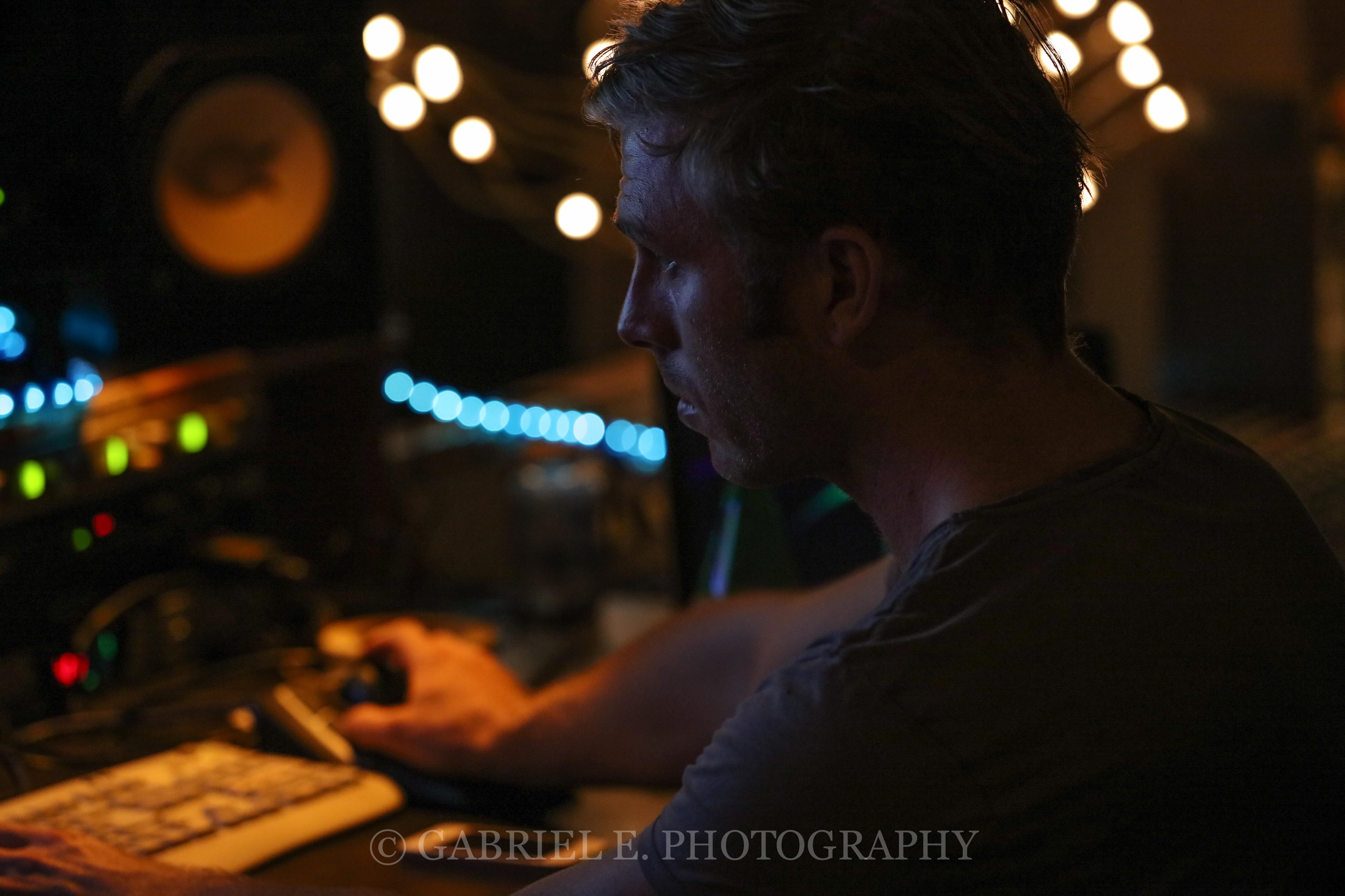 Recording Session-LA
